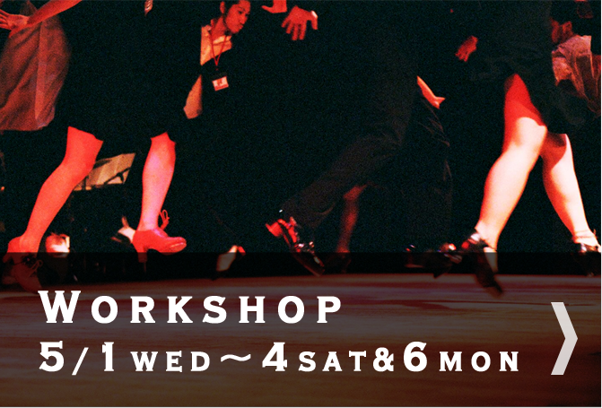 Workshop 5/1 Wed.~4 Sat&6 Mon.